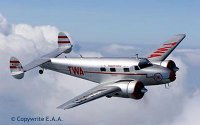The Spirit of TWA, Lockheed Electra Jr. 12A